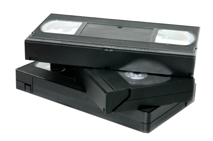 Importance of turning VHS tapes into Digital